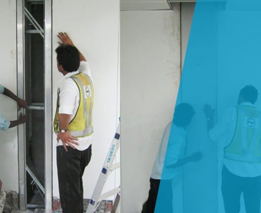 arch-joint-installation